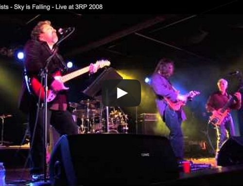 Sky Is Falling (Rocket Scientists LIVE)